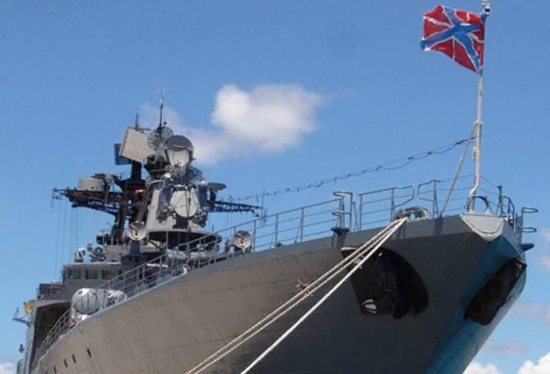 Объявлена дата передачи ВМФ РФ модернизированного фрегата Маршал Шапошников