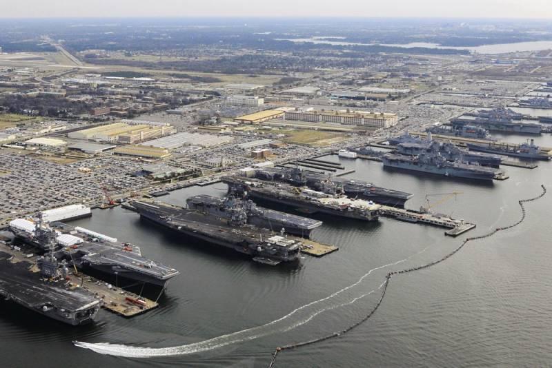 Цели и задачи российского ВМФ: уничтожить половину флота противника