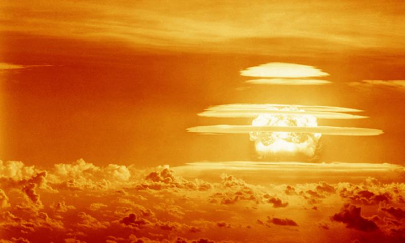 «Бег от ядерного инфаркта»