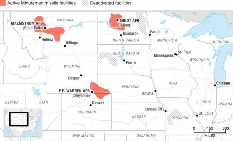 Сгнивший «ядерный щит» США