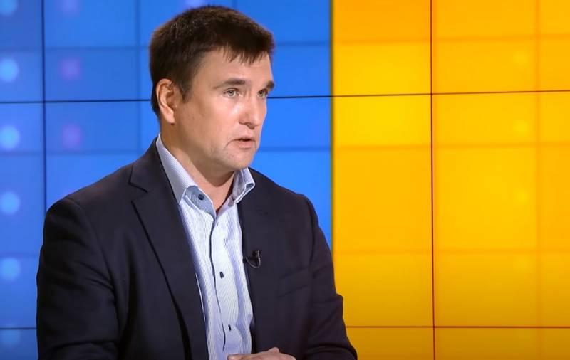 Климкин обнаружил «фундаментальную» ошибку в стратегии Киева по «деоккупации» Крыма