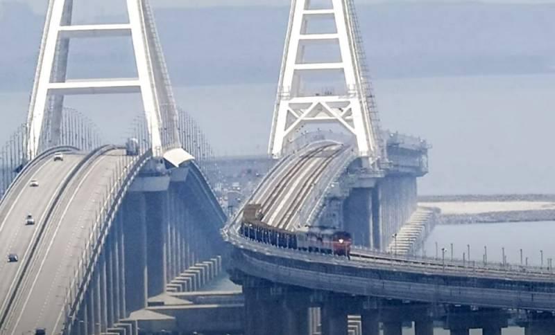 «Причастны к незаконной аннексии Крыма»: Австралия и Канада ввели санкции против строителей Крымского моста