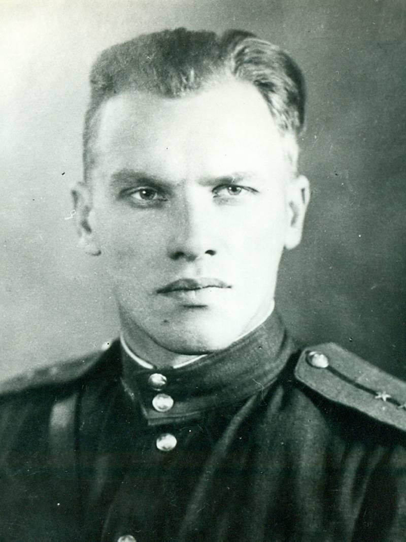 Пограничная правда офицера Улитина