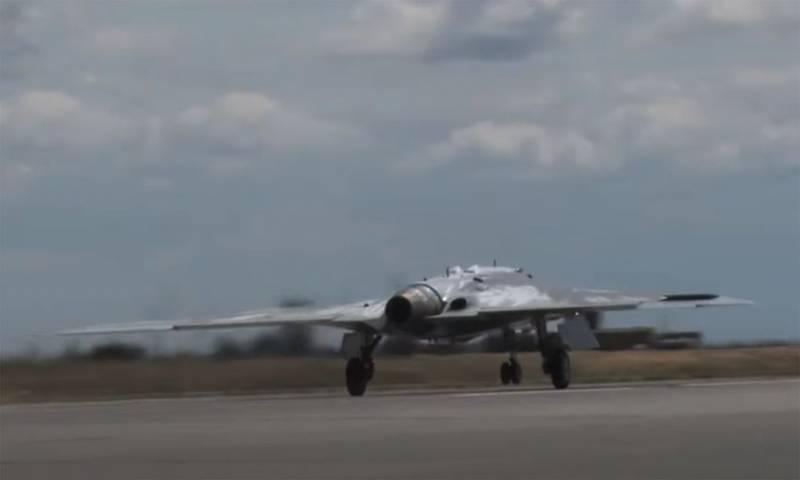 Россия сделала широкий шаг по созданию БПЛА различного класса