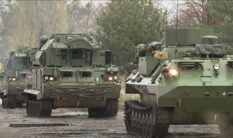 Западный военный округ начал перевооружение на зенитные ракетные комплексы «Тор-М2»