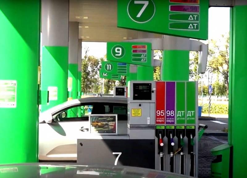 Цены на бензин регулировать сложнее, чем на сахар: о росте стоимости топлива на внутреннем рынке
