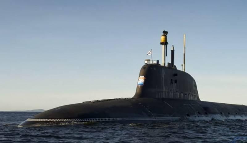 Yasen-M projesinin öncü nükleer denizaltısının filoya devri için yeni son tarihler