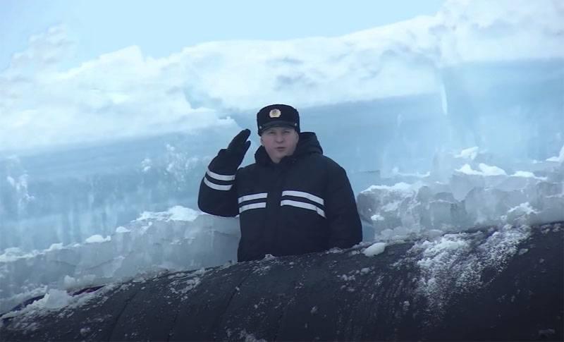 Stampa estera: la manovra russa con i sottomarini nell'Artico è un segnale per Biden che dovrà negoziare