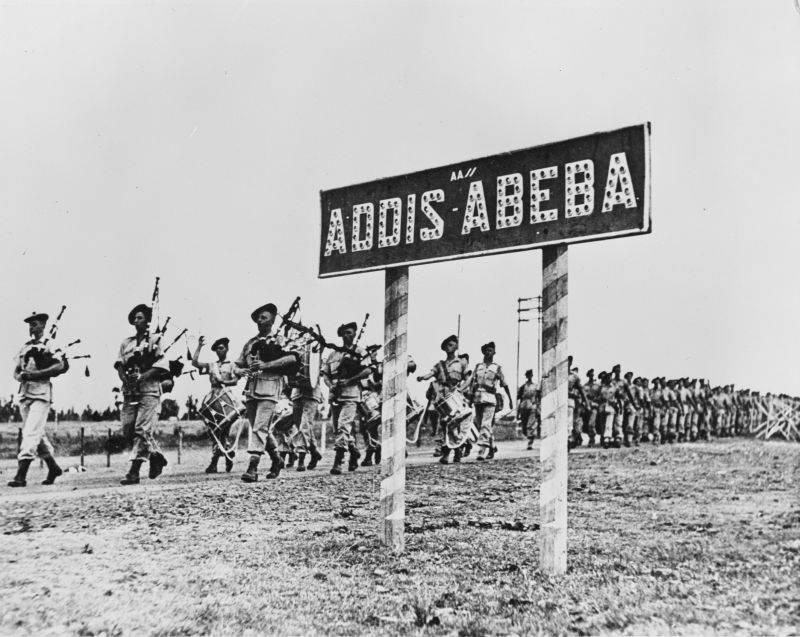 Как погибла восточноафриканская империя Муссолини