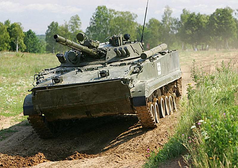 """""""महान आधुनिकीकरण की क्षमता"""": बीएमपी -3 पर काम जारी रहेगा"""