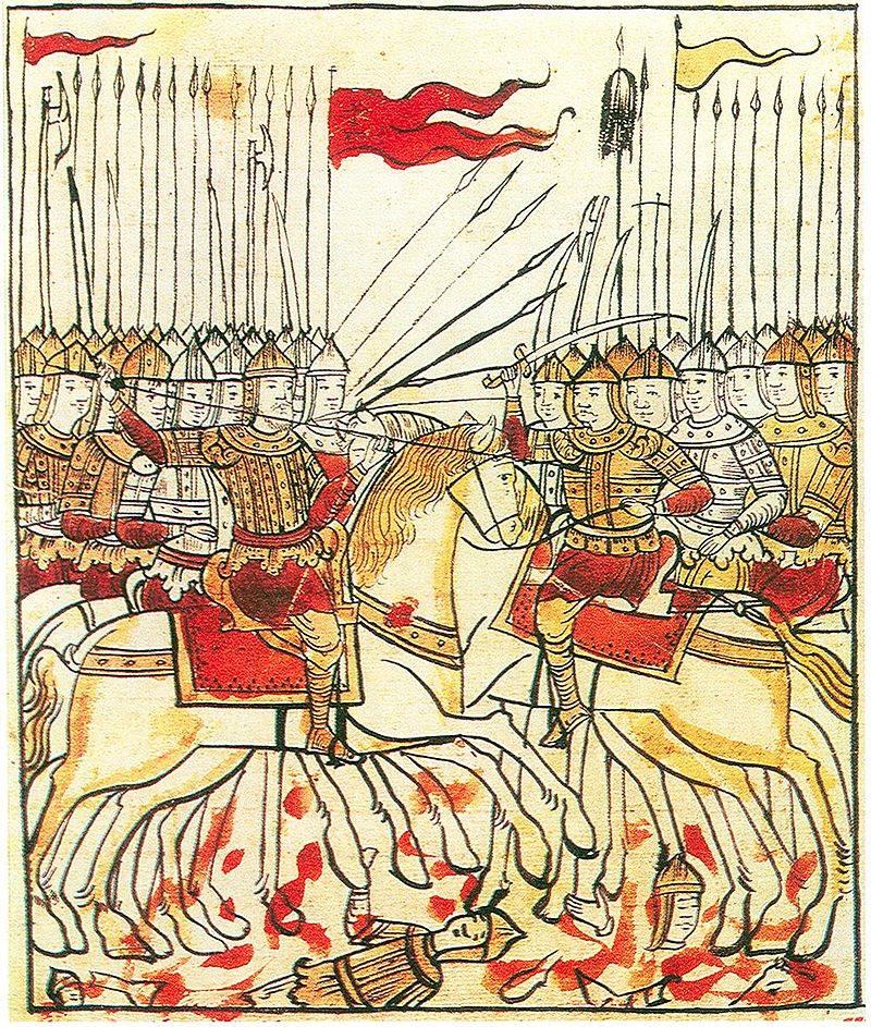 Mythes sur la bataille de Koulikovo: l'opinion d'un historien
