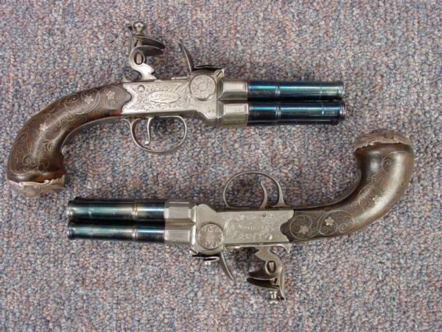 앤 여왕의 권총
