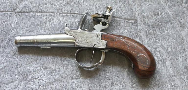 Пистолеты королевы Анны