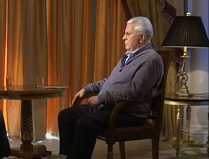 """Kravchuk: """"Russia must understand who it is dealing with"""""""