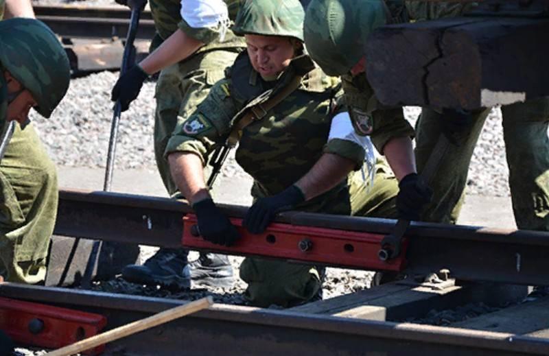 """""""所有十个旅都将离开"""":铁路部队已开始建造BAM的第二个分支"""