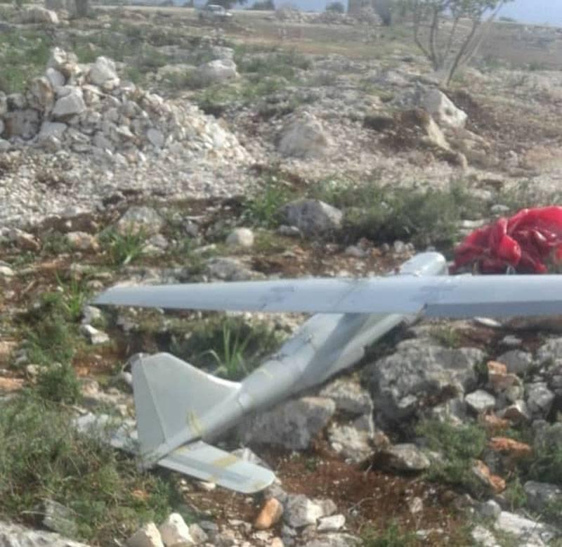 Les équipages de la défense aérienne syrienne ont visé trois drones d'attaque et de reconnaissance turcs Bayraktar TB2 dans le nord du pays