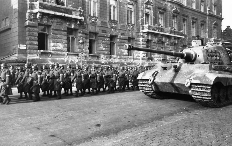 巨大な巨像:ポーランドのオブザーバーは第二次世界大戦の最高の戦車についての神話を払拭します