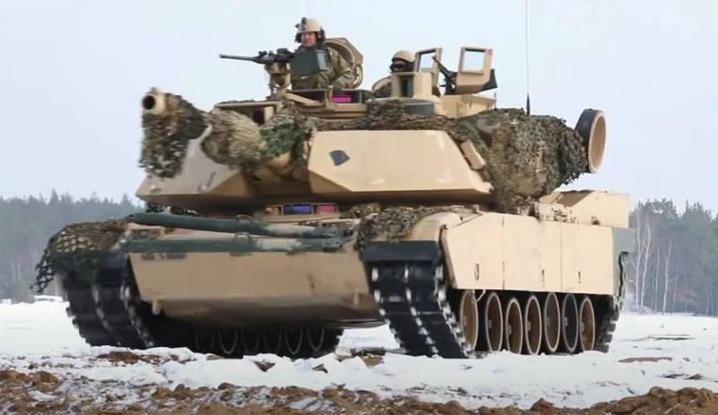 米陸軍は、遠隔操作の地雷に上から戦車を攻撃するよう命じました