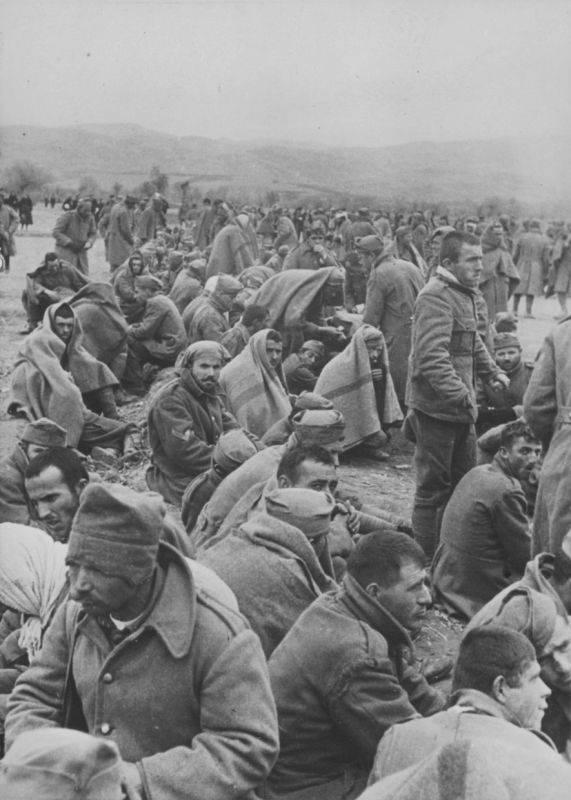 Немецкий блицкриг в Югославии
