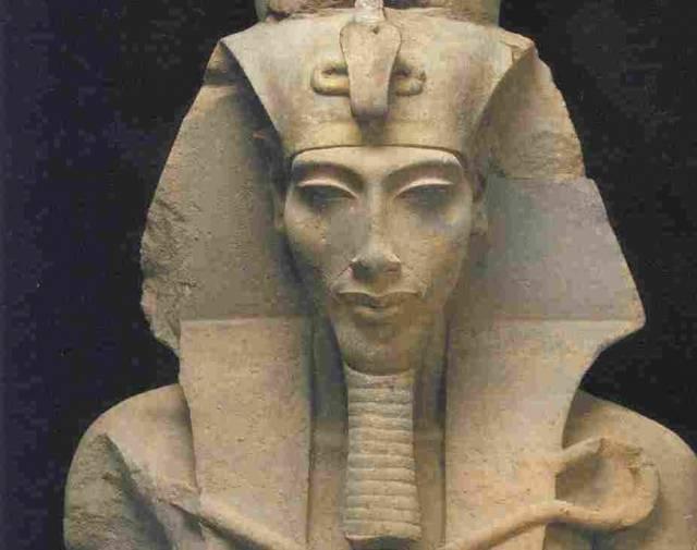 """""""Dannato da Akhetaton"""": Faraone, che non è mai diventato grande"""