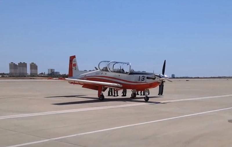 """""""Segundo en una semana"""": el avión de entrenamiento KT-1 se estrelló en Turquía"""