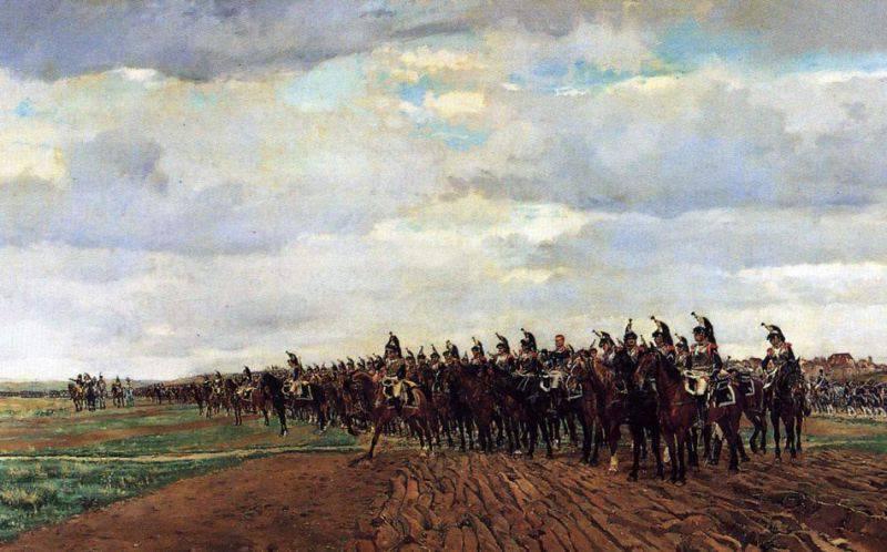 ऑस्ट्रलिट्ज़ की लड़ाई: फ्रांसीसी सेना की वर्दी