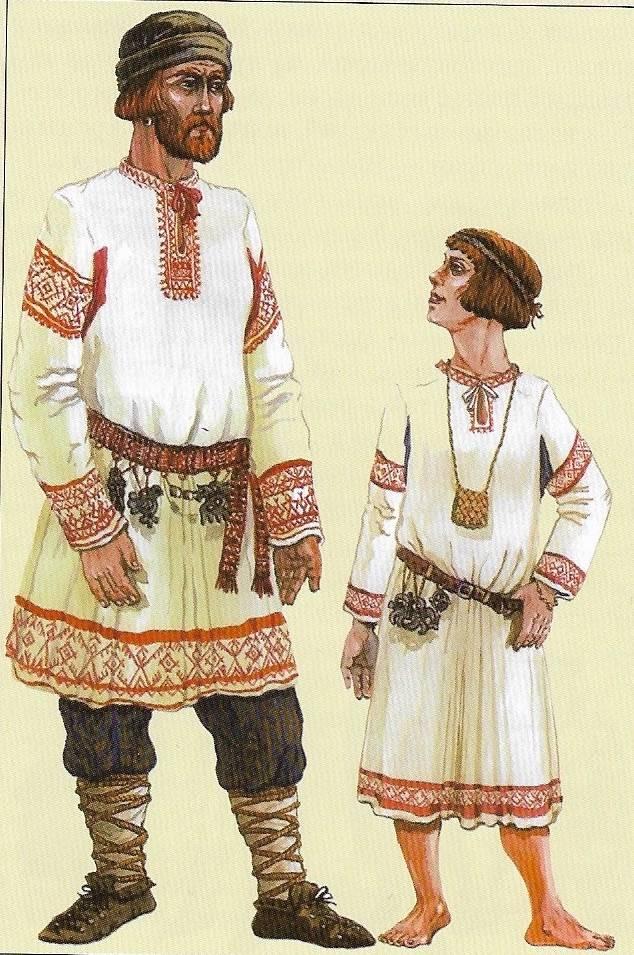 Eslavos orientales: el comienzo de la historia