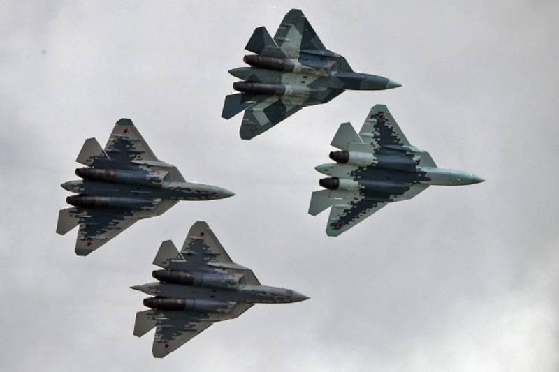 Im chinesischen Sohu: Indien hat den russischen Su-57-Jäger nicht erhalten, der amerikanische F-35 nicht