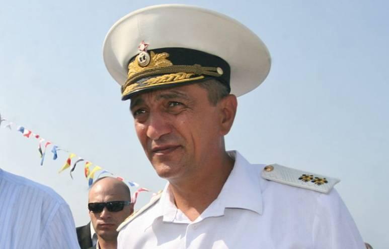 Dalla Crimea al Caucaso. Gambetto osseto dell'ammiraglio Menyailo