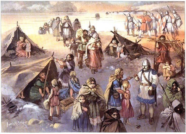 ボスポロス王国。 ミレニアル世代の衰退と衰退