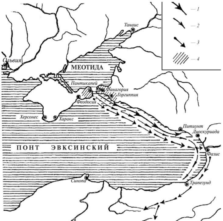 Боспорское царство. Закат и падение тысячелетней державы