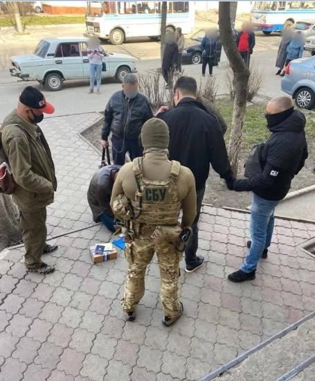 SBU揭示了从美国通过波兰向乌克兰供应武器的渠道