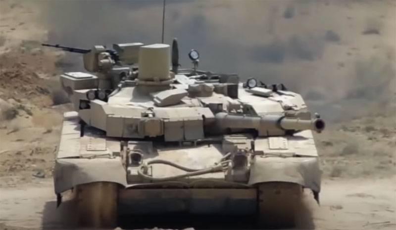 यूक्रेनी टी -84 ओप्लॉट टैंक के फायदे पर संयुक्त राज्य अमेरिका में चर्चा की गई और रूसी संघ के प्रतियोगियों के साथ तुलना की गई