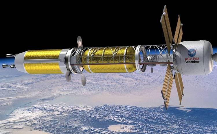 DARPA DRACO-Programm zum Bau eines Raumfahrzeugs mit Atomantrieb