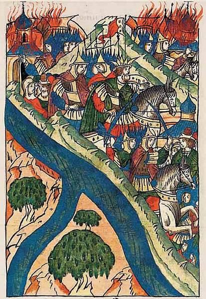 Крымский смерч. Как крымские и казанские орды погромили Московскую Русь