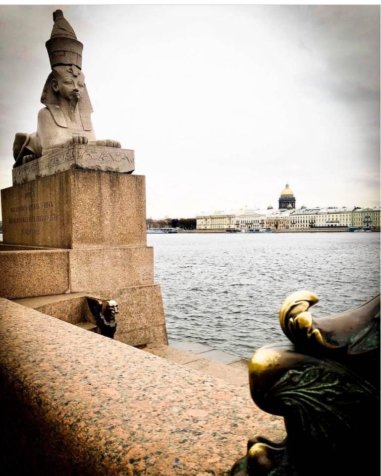 Петербургские сфинксы