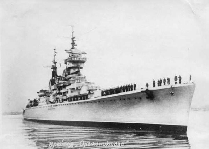 Exportação de navios da época da URSS