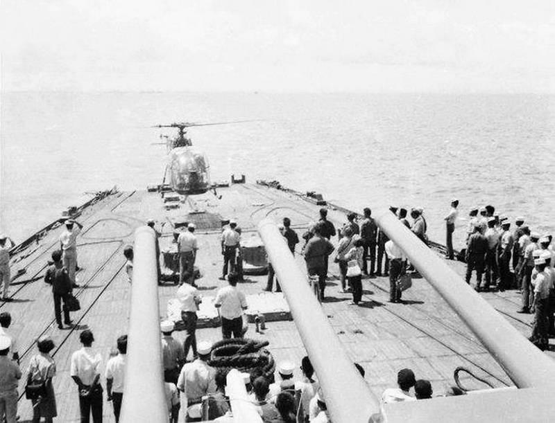 Экспорт кораблей времен СССР