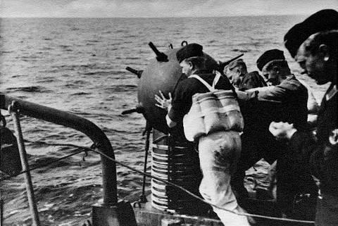 """波罗的海的"""" Barbarossa"""""""