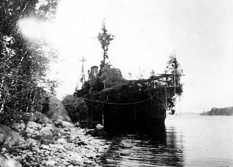 «Барбаросса» на Балтике