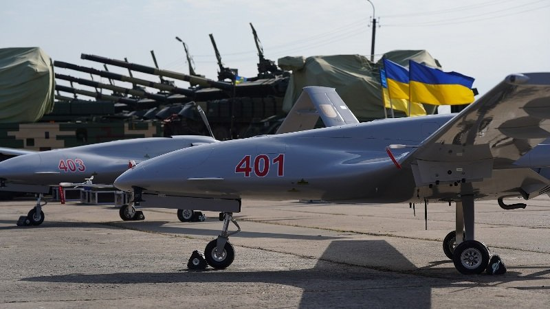 Ukraine and Turkey go to war with Russia