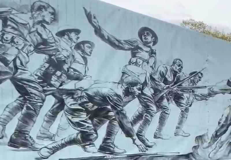"""""""Entramos en la guerra un año antes de que terminara"""": surgió una controversia en los Estados Unidos sobre la apertura del monumento a la Primera Guerra Mundial"""