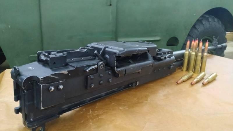 「西洋の基準による」:キエフで、機関銃KT-12,7の歩兵バージョンのテストの開始を発表しました