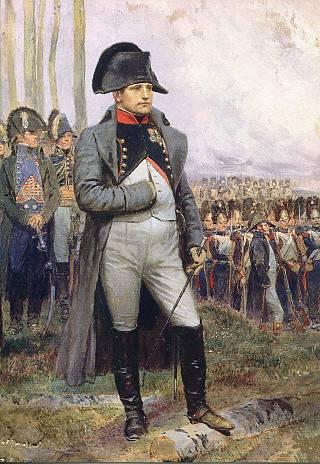 Полководец Наполеон Бонапарт