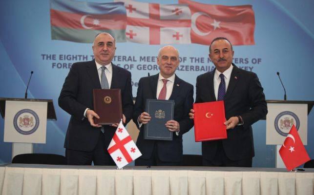 """强大的""""软实力"""":土耳其在佐治亚州"""