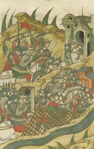 Bataille sur la Volga. Le combat entre Moscou et Kazan