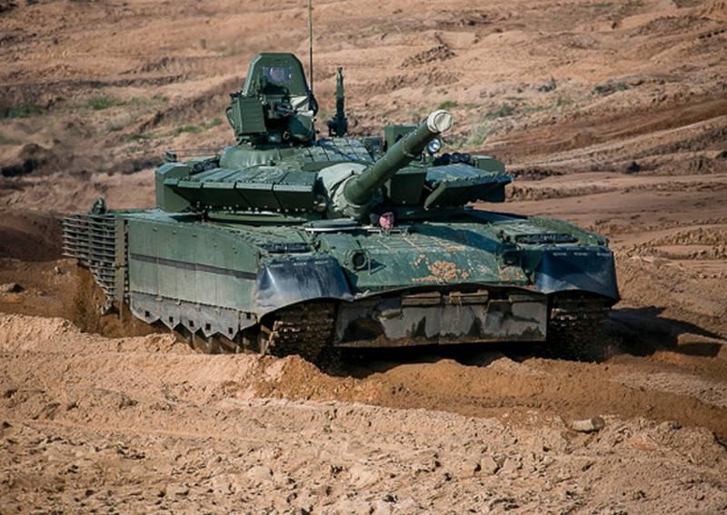 Russische Tanker auf den Kurilen werden von modernisiertem T-72B3 auf T-80BV umsteigen