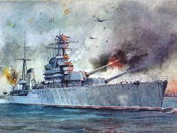 Baltic non-Tsushima