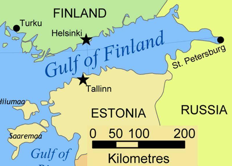 Балтийская неЦусима