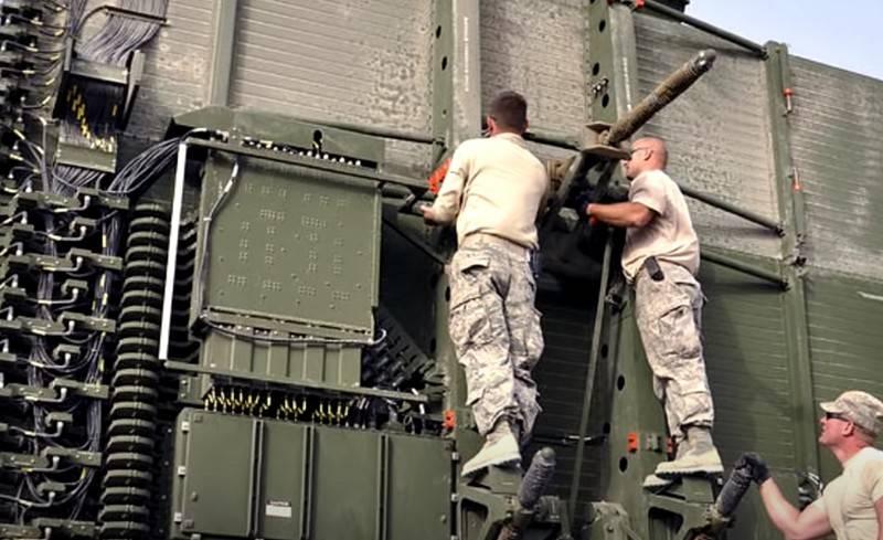 Киев запросил у США поставку комплексов РЭБ для противостояния России